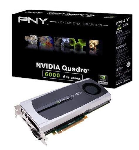 Vga Quadro 6000 pny quadro 6000 6gb professional graphics card vcq6000 pb ccl computers