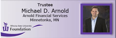 Wsu Mba Application Deadline by Mike Arnold Winona State