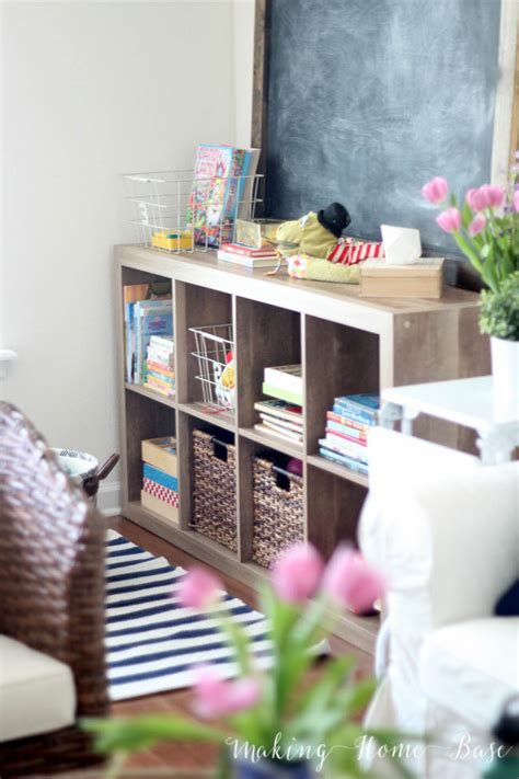 living room toy storage ideas how to manage toy organization when you don t have a playroom