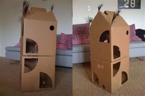giochi da tavolo stabili come realizzare giungle palestre e parchi gioco per gatti