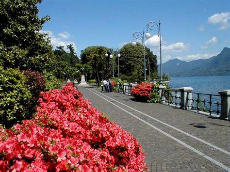 intra italien verbania intra lago maggiore italien bild foto