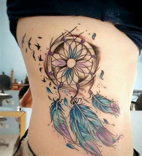 dream catcher tattoos for women catcher tattoos for ideas and designs for