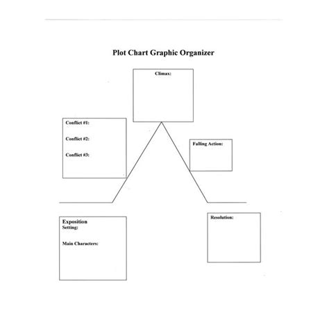 best photos of plot diagram graphic organizer plot