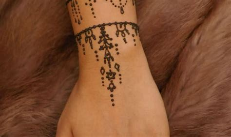 henna inspired tattoo henna inspiration makedes