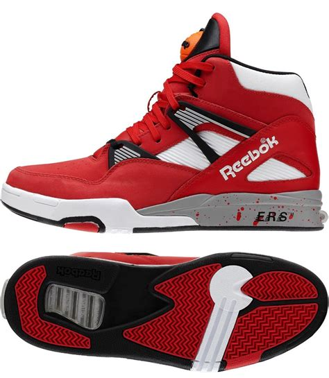 retro reebok basketball shoes reebok omni zone retro v60499 toro black white
