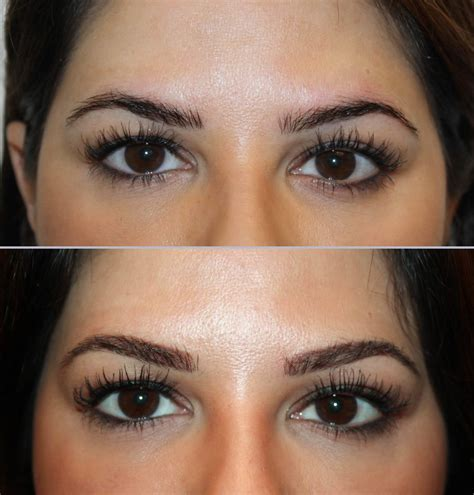 permanent makeup eyebrows rachel richter shino bay