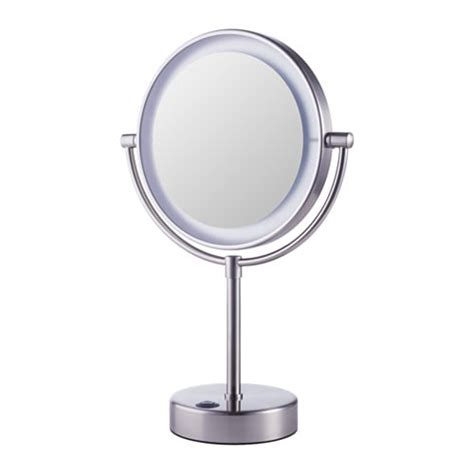 schminkspiegel mit licht ikea kaitum mirror with integrated lighting ikea