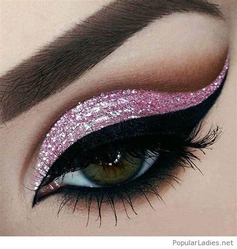 light pink glitter eyeshadow light pink eye makeup www pixshark com images