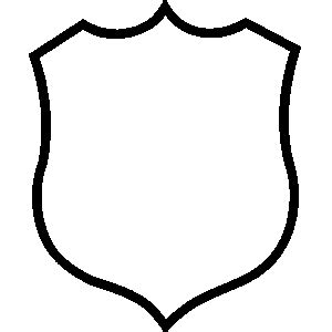 Badge Outline by Badge Outline Clipart Best