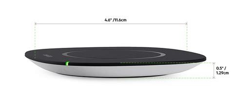 Belkin Wireless Charger belkin qi wireless charging pad for iphone 8 8 plus and iphone x gadgets finder