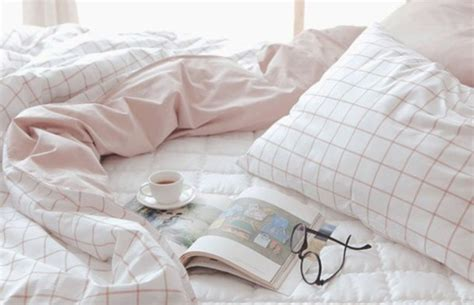 tumblr bed sets home accessory pink pale aesthetic tumblr aesthetic grid checkered bedding