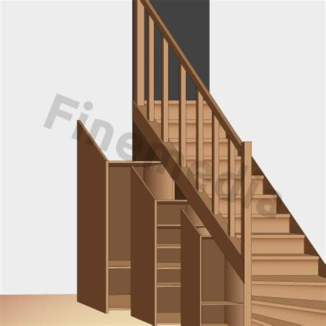Placard Sous Escalier Castorama 2543 by Plan De Placard 224 Rangement Sous Escalier Bricolage