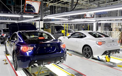 toyota product line toyota global production network