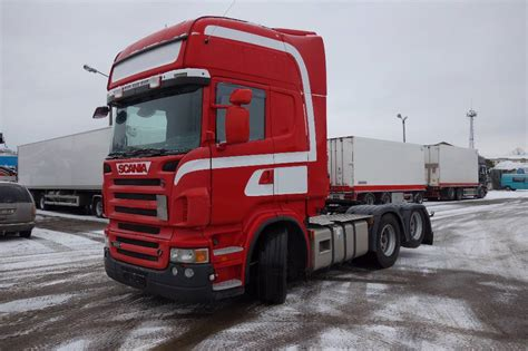 used scania r560 la6x2hna tractor units year 2008 price