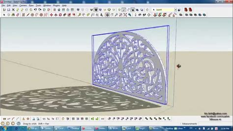 tutorial sketchup youtube sketchup tutorial 2d to 3d using img2cad youtube