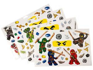 lego ninjagoa wall stickers shop art kids