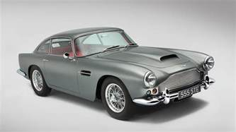 Bond Aston Martin Db4 Aston Martin Db4 Totally Car News