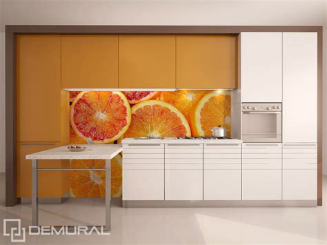 kitchen wall mural citruses on the wall kitchen wallpaper mural