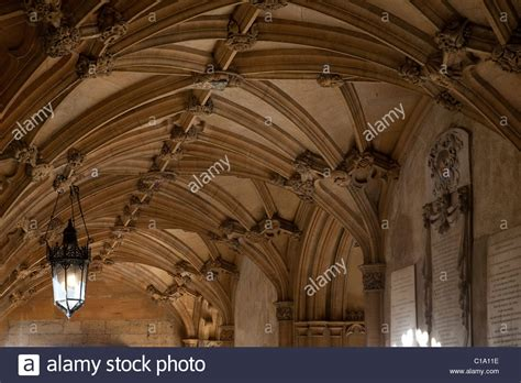 Rib Vaulted Ceiling by Rib Vault Ceiling Of Entrance To The Great Of