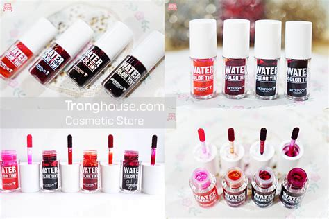 The Skin Food Water Color Tint tint skinfood water color tint mỹ phẩm h 224 n quốc