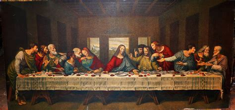 The Last Dinner the last supper computer wallpapers desktop backgrounds