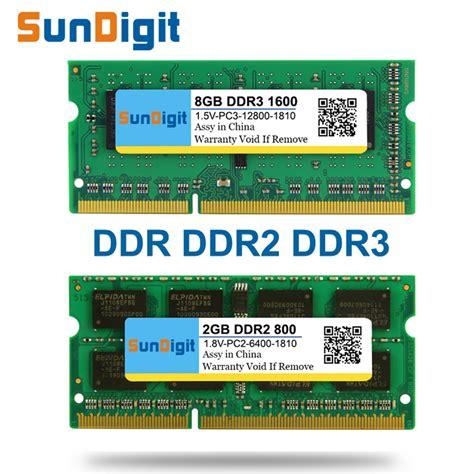Sale Kancing Slot Memory brand sundigit laptop memory ram ddr1 ddr2 ddr3 400mhz 800mhz 1333mhz 1600mhz 8gb 4gb 2gb 1gb