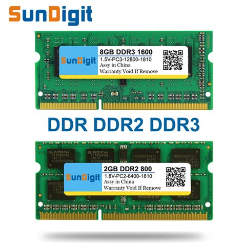 Ram Ddr1 2gb V aliexpress buy brand sundigit laptop memory ram ddr1