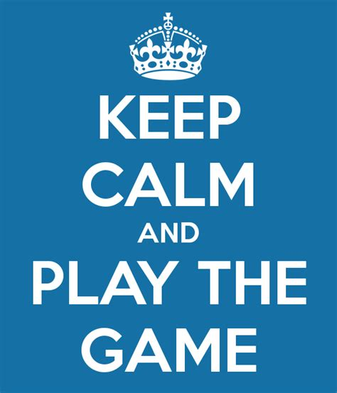 Gamis Teddybear Hawa keep calm and play the poster pan keep calm