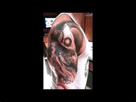 dwayne johnson tattoo bull the rock full new tattoo brahma bull skull mana tattoo
