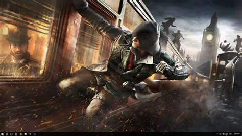 Themes For Windows 7 Assassin Creed | assassin s creed syndicate theme for windows 10 8 7