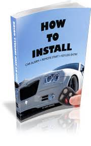 Lightning Lab Car Alarm Manual Installing Car Starter Free Software