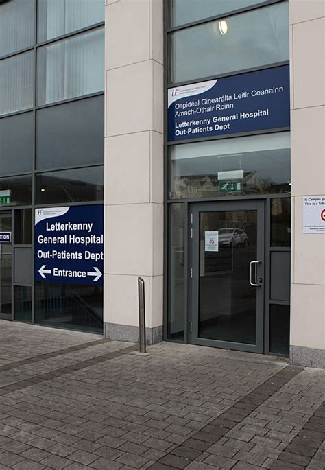 Rent Letterkenny Rent For Outpatients Clinic Is 81 000 A Year Donegal News