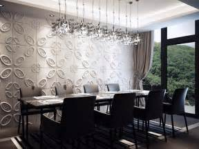 Wall Decorations For Dining Room Amazing Wallpapers You Totally Need To Try In Your Home