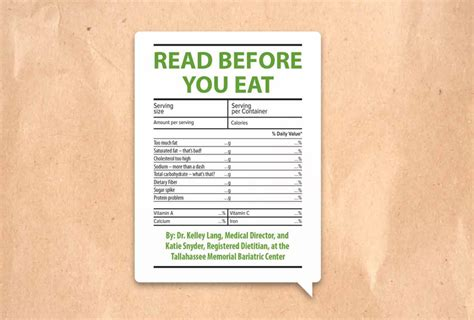 read it before you eat it taking you from label to table books tips for healthy hearing