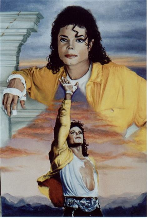 michael jackson graphic biography art