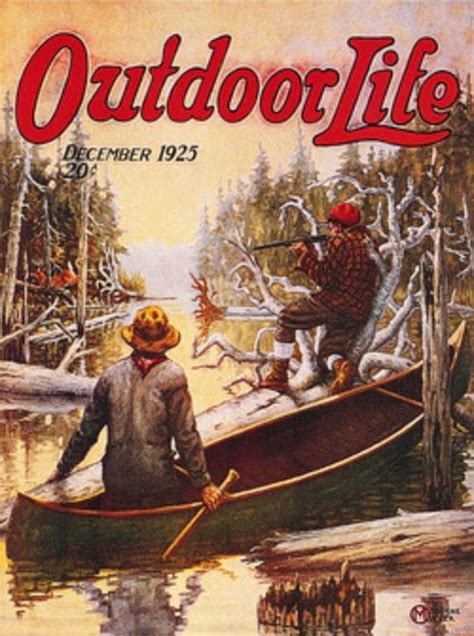 vintage february 1945 outdoor life magazine hunting outdoor life magazine covers google search hunting