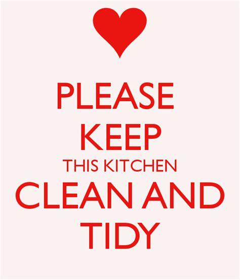keep kitchen clean keep kitchen clean sign www imgkid com the image kid