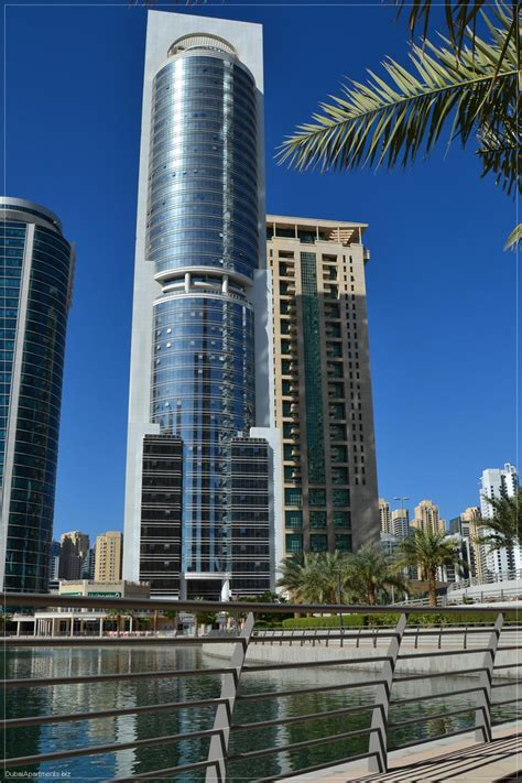 more dubai areas to have residential parking system goldcrest executive tower at jlt area dubai jumeirah