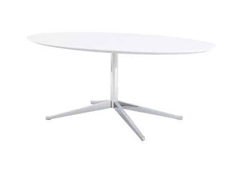 tavolo knoll ovale florence knoll tavolo ovale milia shop