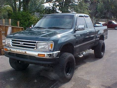 Toyota T100 Lifted 1995 Toyota T100 4 800 Or Best Offer 100214933 Custom