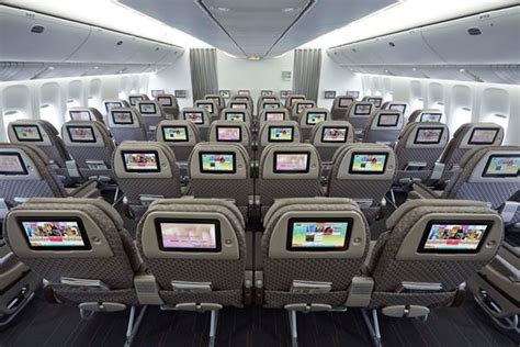 cabin classes premium economy class air united kingdom