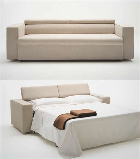 bed come sofa designs the use of sofa cum bed to enhance your living room