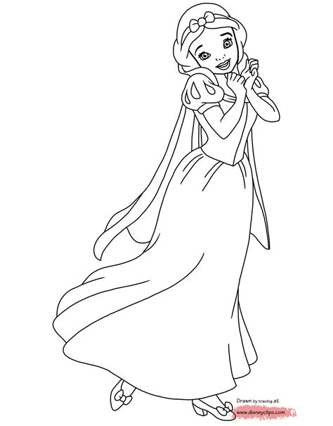 disney s snow white printable coloring pages disney disney snow white printable coloring pages disney
