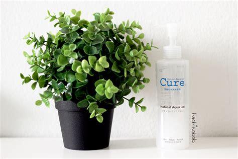 Aqua Cure Aqua Gel 1 hachikobob cure aqua gel