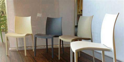 sedie plastica offerte sedie in plastica trasparenti colorate impilabili