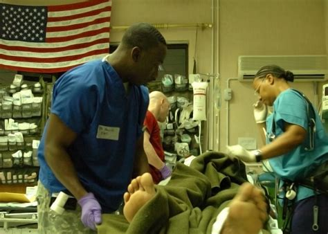 when is the emergency room the least busy dvids news the busiest emergency room in the world