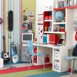 Ikea Student Desks Woonblog Tienerkamer Voor Jongens Woontrendz