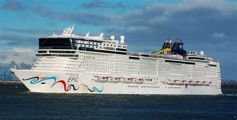 ncl epic lifeboats norwegian epic itinerary schedule current position