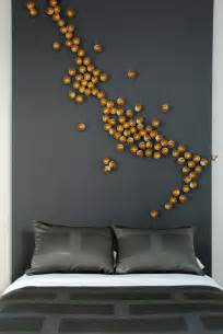 wall decorating ideas for bedrooms 30 unique wall decor ideas godfather style