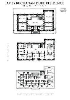 the breakers 3rd floor plans elevations pinterest biltmore house 3rd floor floorplan biltmore estate 3rd